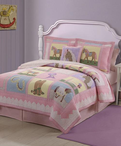 Girls Horse Bedding Cowgirl Amp Pony Bedding Sets
