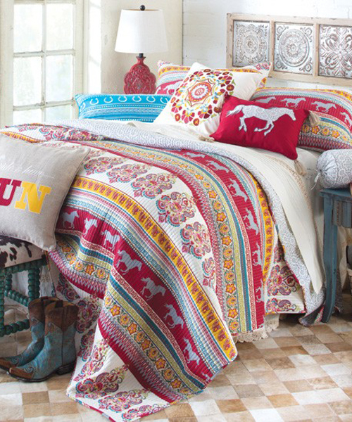Cowgirl Bedding Sets