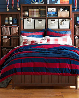 Rugby Teen Boys Bedding