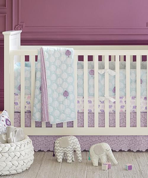 Stella Nursery Bedding Set