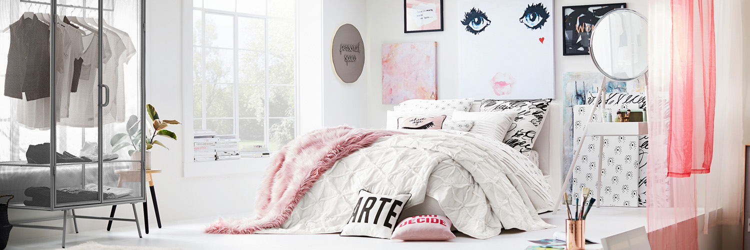 teen bedding collection