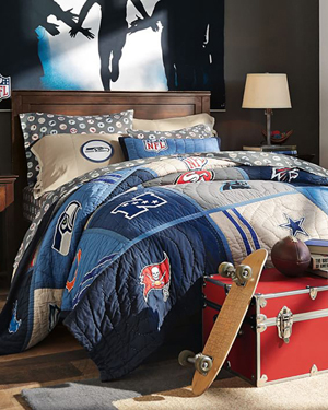 Teen Sports Bedding