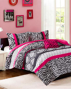 Tween Girls Bedding