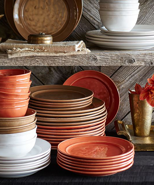 Rustic Dinnerware Wildlife Dinnerware Sets
