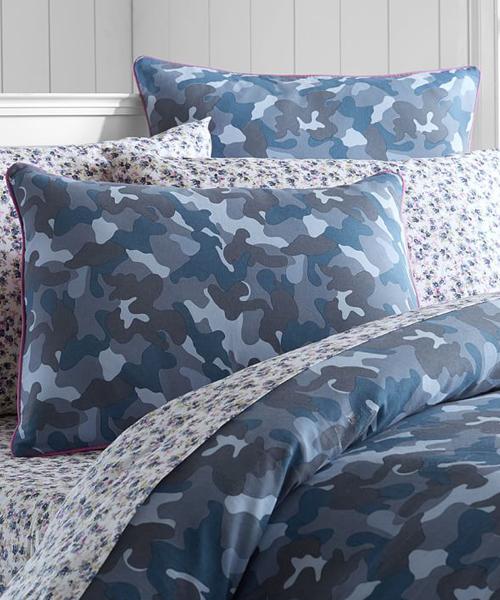Boys Canvas Bedding