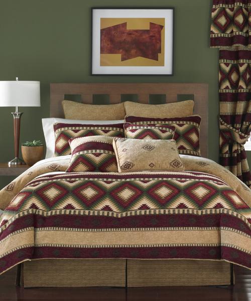 Navaho Comforter Set