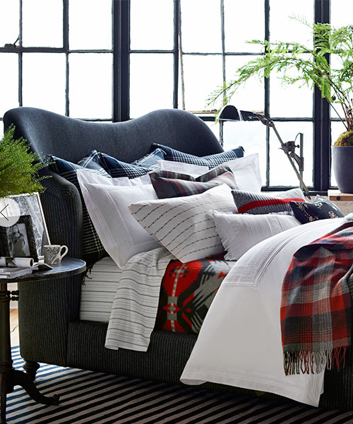 Ralph Lauren West Village Bedding