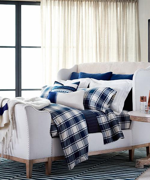 Ralph Lauren Winter Harbor Bedding