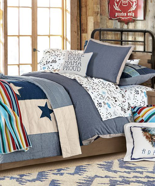 Star Boys Bedding