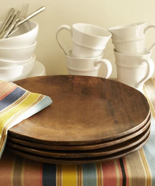 Rustic Dinnerware Wildlife Dinnerware Sets