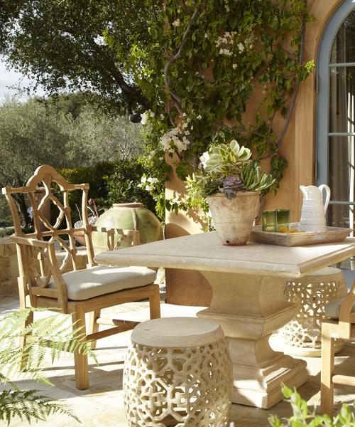 Alexandra Outdoor Table