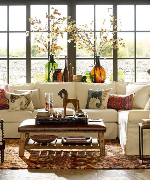 Merveilleux Corner Sectional Furniture