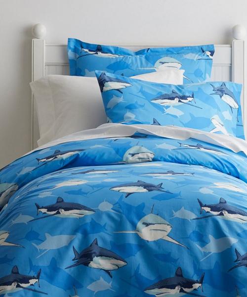 Shark Bedding