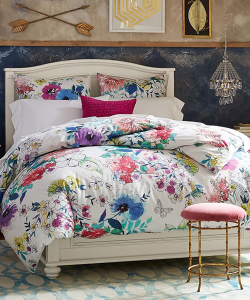 Beautiful Blooms Bedding