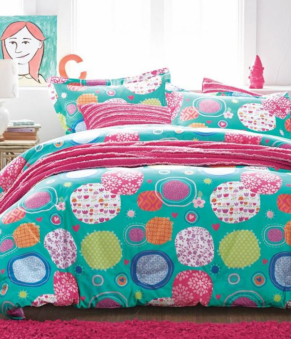 girls bedding kids comforters quilts bedding sets. Black Bedroom Furniture Sets. Home Design Ideas