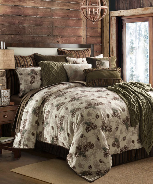 Forest Pine Bedding Collection
