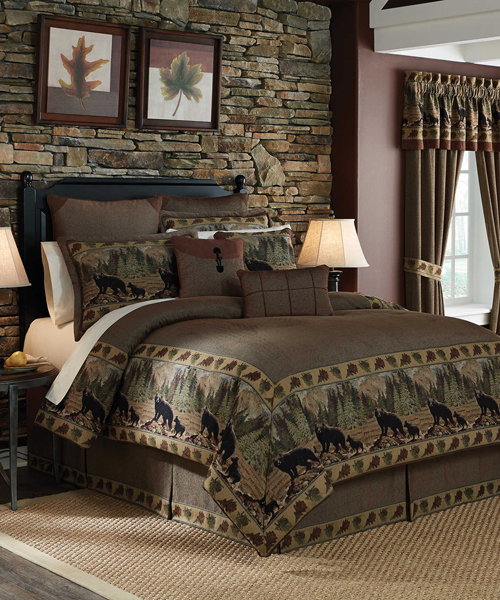 Croscill Grand Lake Comforter Set
