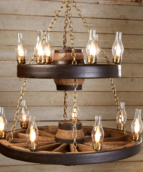 Rustic Chandeliers Farmhouse Lodge Amp Cabin Lighting