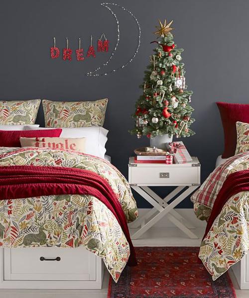 Deer Christmas Comforter