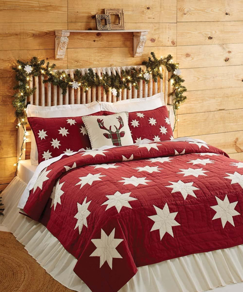 Christmas Quilt Set