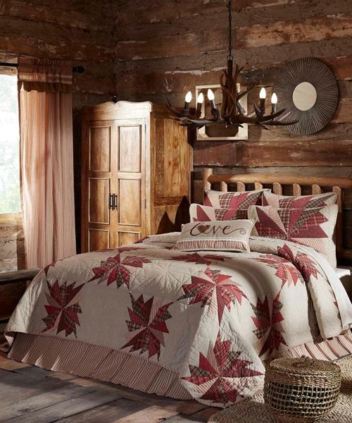 Ozark Quilt Bedding