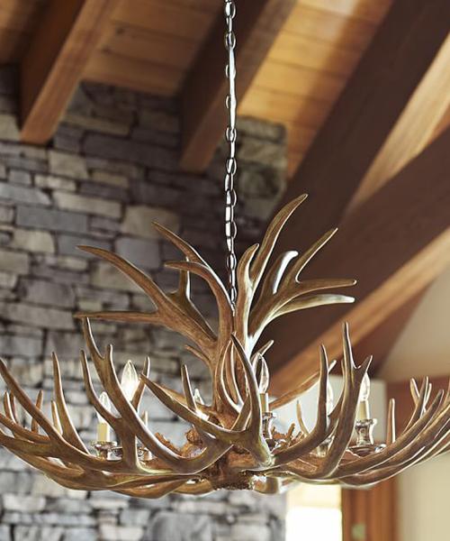 Rustic Chandeliers Lodge Amp Cabin Lighting