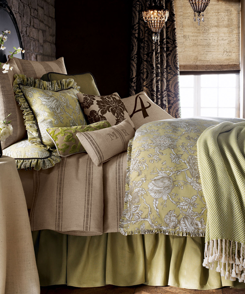 French Laundry Toile Bedding Collections