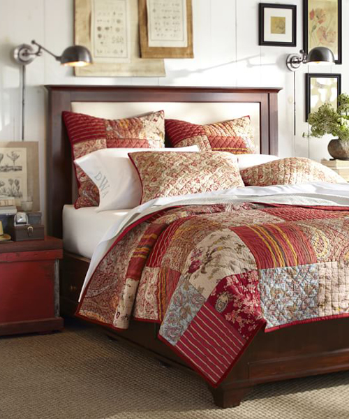 Red Bedding Red Comforters Quilts Amp Duvets
