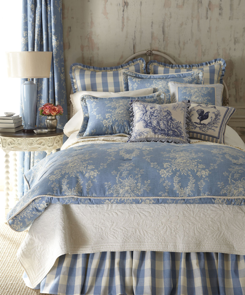 Image Gallery Toile Quilts
