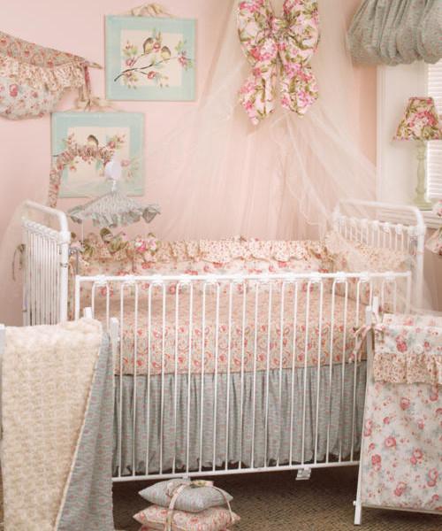 Baby Girl Bedding Sets Adorable Baby Bedding Sets