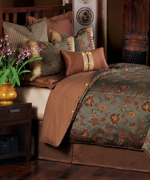 Brown And Cream Bedding Sets